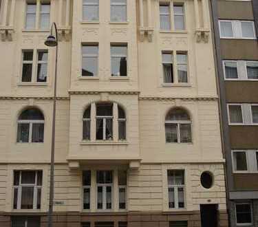 Stilvolle, vollständig renovierte 1-Zimmer-Wohnung in Köln Neustadt Süd