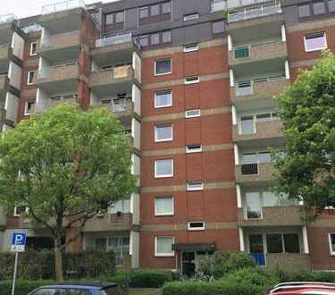 TFI: Gepflegte 2 Zimmer Wohnung mit Balkon, Stellplatz und Fahrstuhl in Fruerlund!