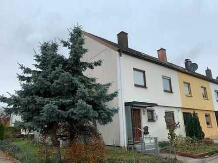 Reiheneckhaus in guter Wohnlage im nordöstlichen Stadtbereich von Friedberg