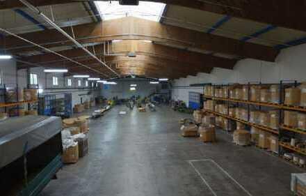 Büren, ca. 4.060 m² Lager- und Produktionsfläche