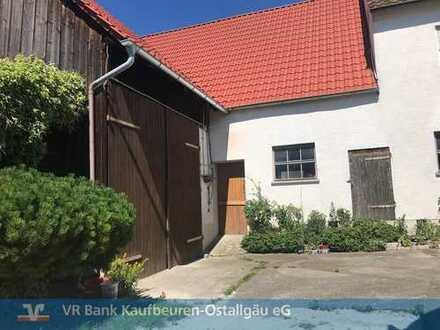 VIEL PLATZ IN ZENTRALER LAGE!!! Landwirtschaftliches Anwesen in Günzburg