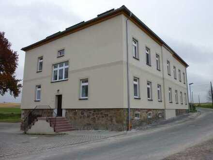 Sehr schöne kernsanierte 2-Raum-Wohnung in Pappendorf zu vermieten!