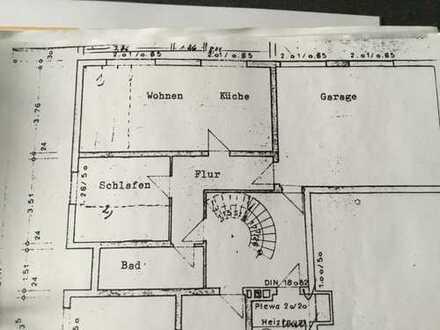 Sanierte 2-Zimmer-Maisonette-Wohnung mit Einbauküche in Wolnzach