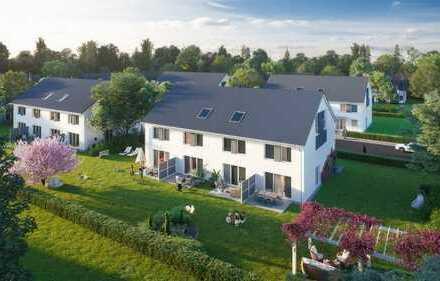 Genießen Sie Ihr NEUES Reihenmittelhaus in Coburg-Wohnviertel Ost inkl. Grundstück