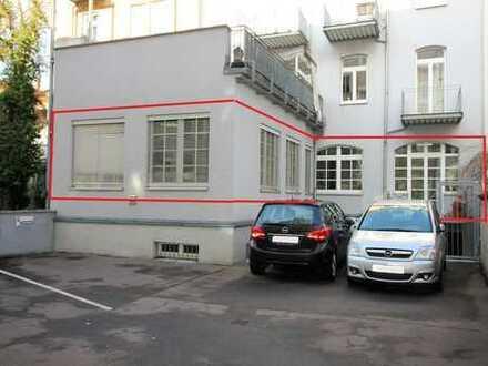 Büro-/Praxis-/Ausstellungsfläche in zentraler Lage von HD-Bergheim