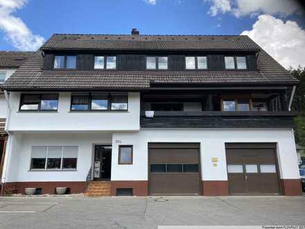 Schöne Single-Wohnung am Ortsrand von Obertal
