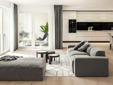 Exklusive 140 m² Dachterrassen-Wohnung