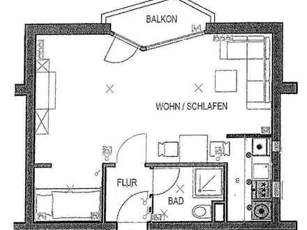Single-Wohnung sucht Partner!