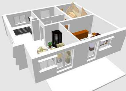 2,5-Zimmer-Wohnung - Wettstetten mit EBK und Balkon oder Garten (All Inclusive!)