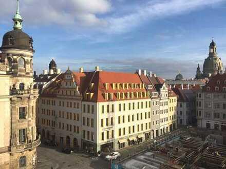 Fantastischer Blick auf Schloss und Kirchen - Barrierefrei!
