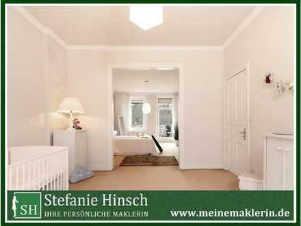 Für die Familie - Herrliche Gründerzeitvilla auf großem Grundstück in Marienthal
