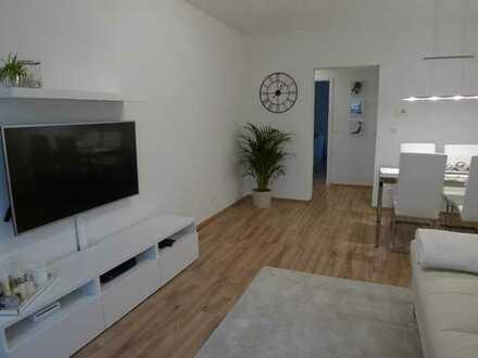 Nur noch einziehen! Sanierte 2 Zimmer-Wohnung in guter Lage, Schoppershof