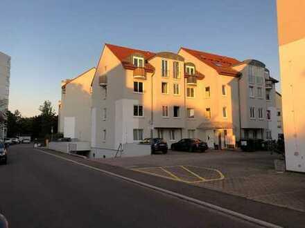 !!! Traitteur Immobilien- HD Eppelheim, Single Etagenwohnung mit Balkon in ruhiger Lage-!!!
