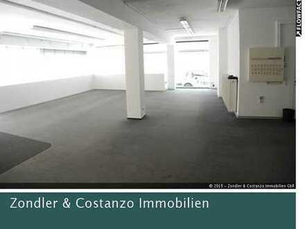 Attraktive Laden-/Büroeinheit * Fußgängerzone * barrierefrei * große Schaufensterfläche