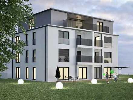 Moderne 3-Zimmer-Wohnung im Zentrum von Schlitz