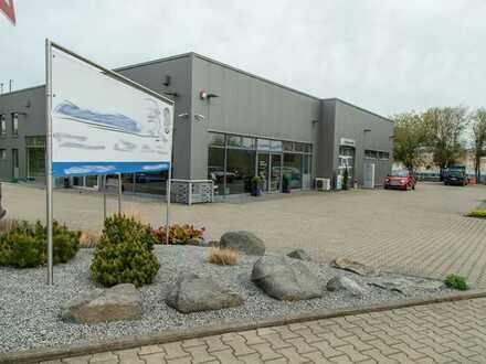 Multifunktionsgebäude mit angrenzendem Grundstück in Top Lage zu verkaufen!