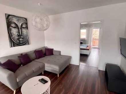 Wohnung mit drei Zimmern in Aschaffenburg (zentrale Lage)