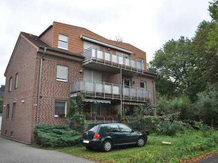DG-Wohnung in Dinslaken-Mitte + Garten + Balkon (Süd/West) Voerder Str. 218