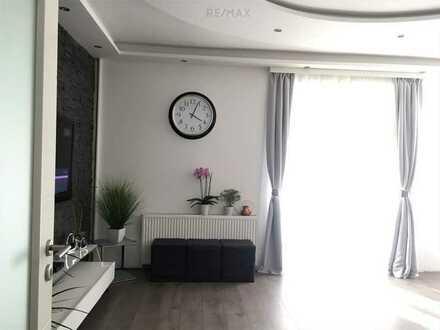 Komplettes EG und UG: ca.359 m² Wohn-/Nutzfläche und Gewerbefläche