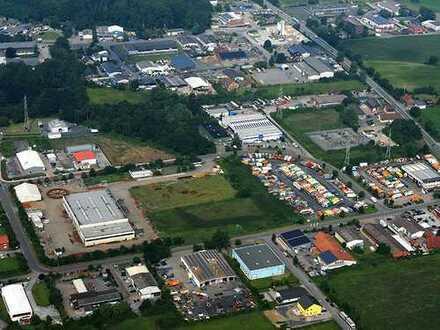 Attraktive Gewerbe- und Industriegrundstücke + Selm + kurzfristig bebaubar