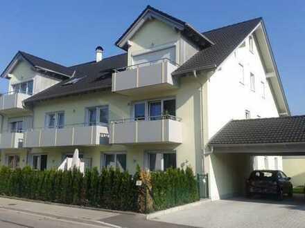 Attraktive 3 Zimmer Neubauwohnung mit Süd Balkon