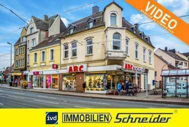 Ca. 182,00 m² Eckladenlokal in Dortmund-Brackel zu vermieten !