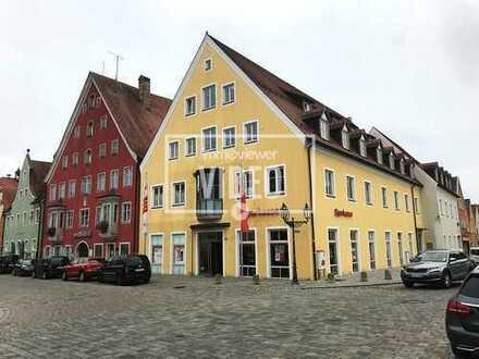 Altstadtflair - Bürofläche im Berchinger Zentrum