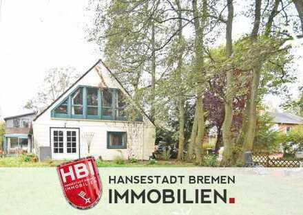 Oberneuland / Grundstück mit Altbestand in Bestlage