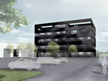Neubau: Exklusives Penthousebüro mit ca. 195 m² in 86368 Gersthofen