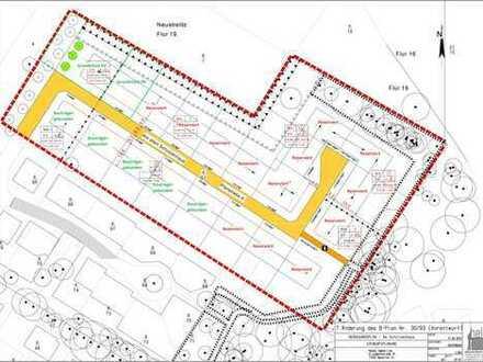 Erschlossenes Baugrundstück mit ca. 842 m² in Neustrelitz