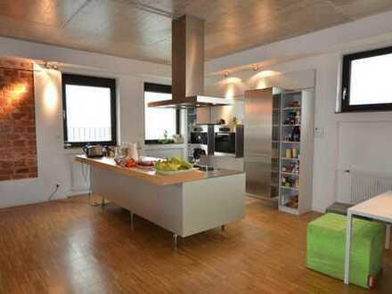 Exklusive Büroetagen 3. - 4. OG mit ca. 646 m² - Balkon