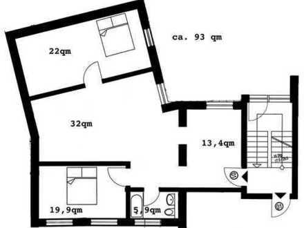 Tolle Neubau 3-Zimmer-Wohnung zur Miete in Ober-Ramstadt