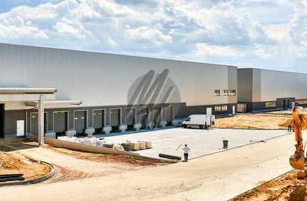 PROVISIONSFREI ✓ NEUBAU-PROJEKT ✓ 100.000 m² / teilbar ✓ moderne Lager-/Logistikflächen ✓