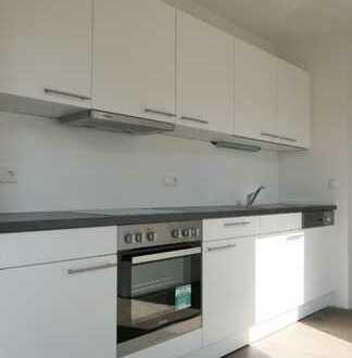 Oldenburger Hafen - helle 2 Zimmer Wohnung mit Einbauküche und Balkon