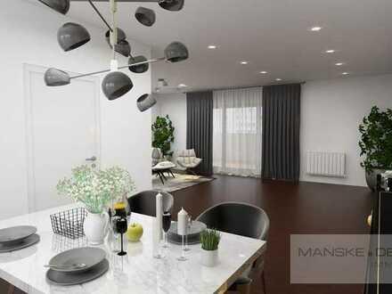 Moderne Penthousewohnung mit 2 Tiefgaragenstellplätzen in attraktiver Lage