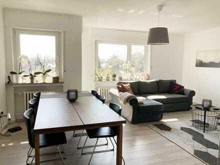 Helle, sanierte 3ZKB-Wohnung mit Einbauküche / 2 Balkone / Tageslichtbad / Badewanne
