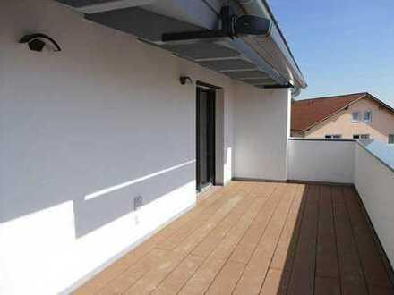 Sichtdachstuhl - 2 Balkone - 2 Stellplätze - 4 Schlafzimmer (WE 21)