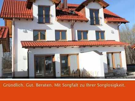 Neubau! Erstbezug! fabelhafte Doppelhaushälfte