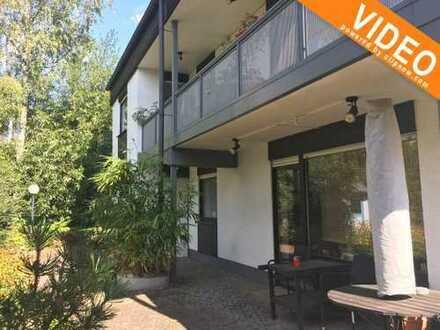 Modernes 2-3 Parteienhaus - Ruhig mit Traumgarten