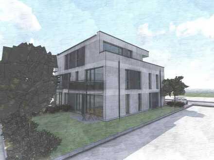 Erstbezug: stilvolle 3-Zimmer-Neubau-Wohnung mit Garten in Gernsheim