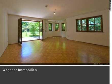 Perfekt für die Familie - 5 Zimmer im Hauscharakter mit großem Garten!
