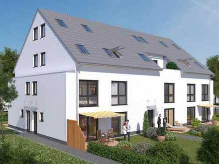 Schickes Neubau-Quattrohaus in Griesheim