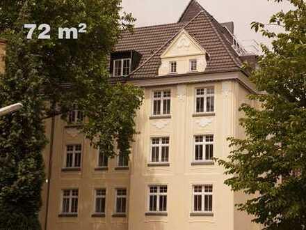 Wohnen am Hoeschpark - Top-Sanierung, Erstbezug