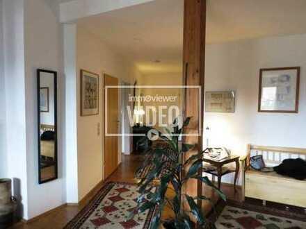 ++ SW-Stadt++ Außergewöhnliche 6 Zimmer Altbau - Maisonette-Wohnung mit Balkon ++