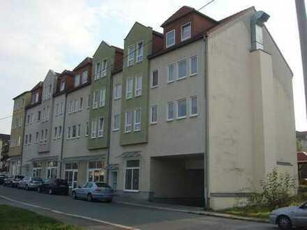 2-Raum-Wohnung und TG-Stellplatz in zentraler Lage