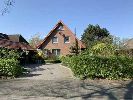 Gepflegtes Einfamilienhaus mit moderner Haustechnik, Cuxhaven-Sahlenburg