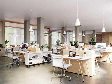 Wirkungsvolle Präsenz in Berlins neuem Work-/Life District
