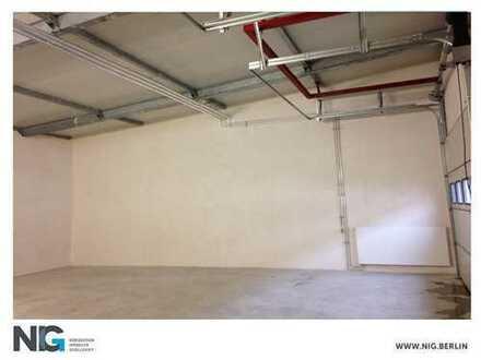 Lankwitz| Neuwertige Lager- und Produktionsflächen |ebenerdig