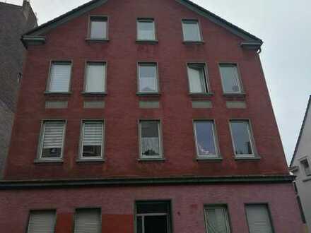 Singlewohnung im Dachgeschoss