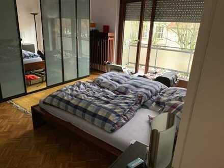 Zentral/Direkt am Bült: WG-Zimmer (35m²) in 126m² 2er WG-Neugründung